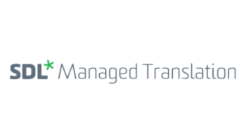 SDL Managed Translation